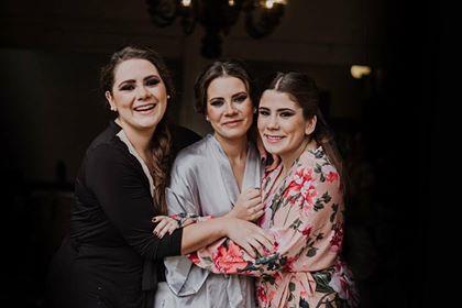 Isabella, Federica und Fabiana aus Mexico