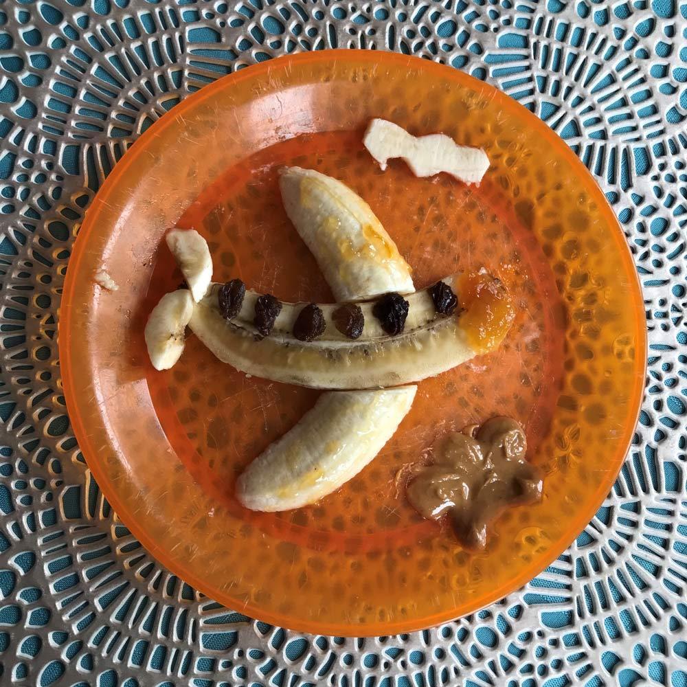 Food Art für Deine Gastkinder