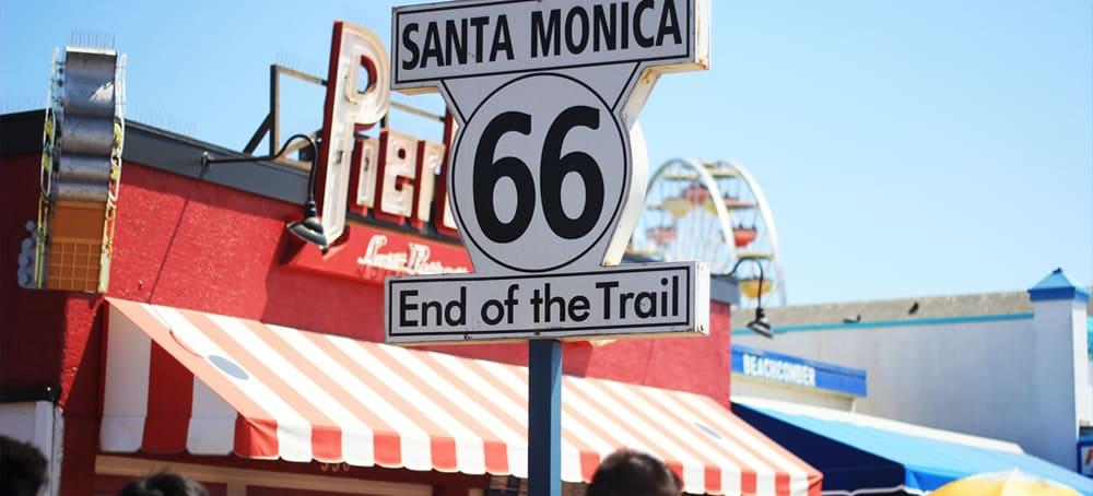Willkommen in meiner Gegend: Santa Monica